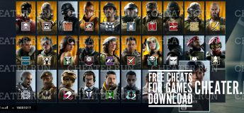 R6 Siege Save File (ALL ELITES) FOR Y5 S4 NEW DAWN