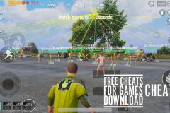 PUBG Mobile Cheat FnMods NoRoot (.apk file)