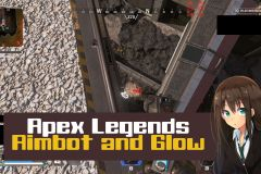 Apex Legends - Aimbot and Glow hack (Season 8)