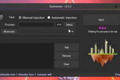 SazInjector - working for all games - Bypass CS:GO Trusted Mode
