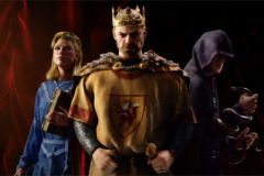 Crusader Kings 3: Trainer +8