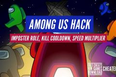 Among Us Hack - Imposter Role, Kill Cooldown, Speed Multiplier