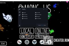 Among Us Hacks MODMENU Cheat (COVID-19)