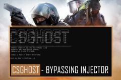 CSGhost v2.6 - Bypassing Injector