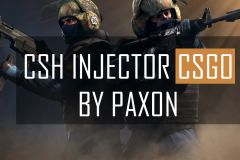 CSH Injector - works on the new version of CSGO